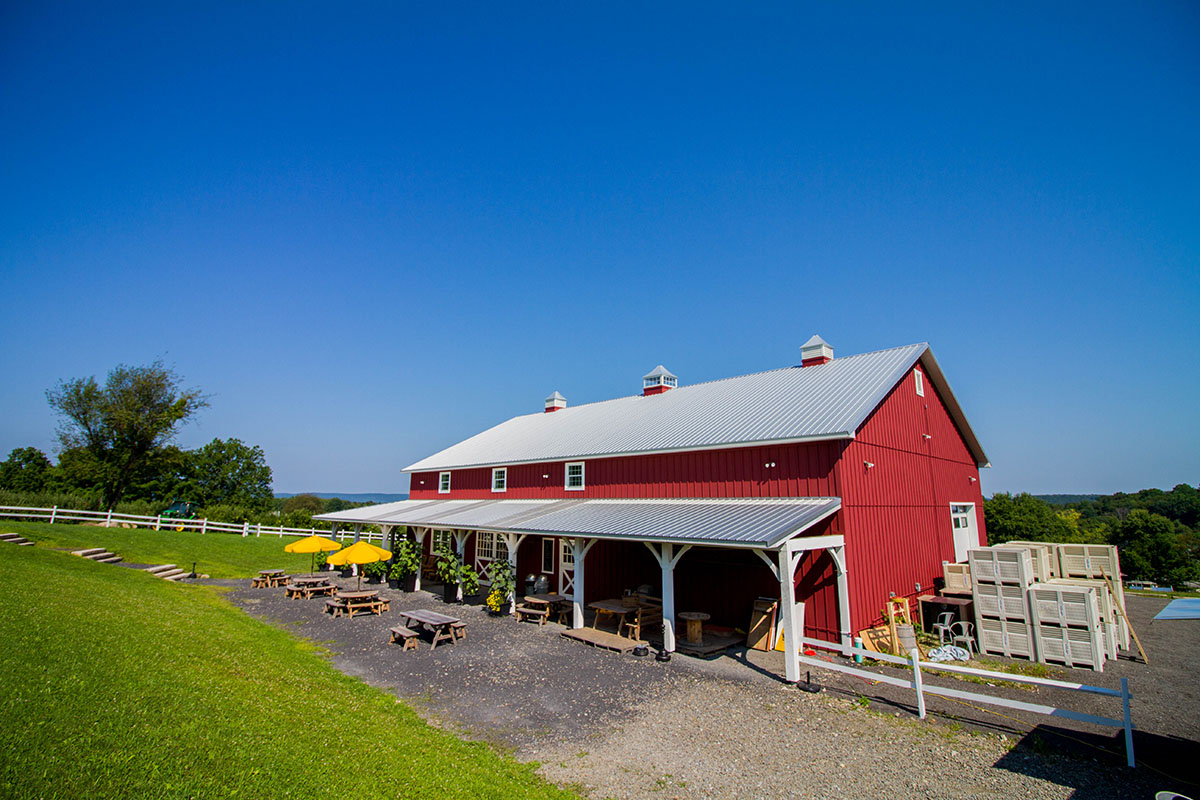 Commercial Cidery Building