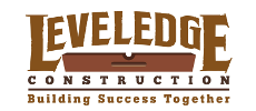 Level Edge Construction Logo